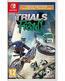 Trials Rising Gold Edition Switch
