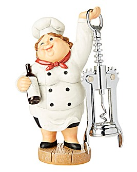 Merry Chef Corkscrew Holder Set