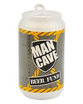 Man Cave Money Box