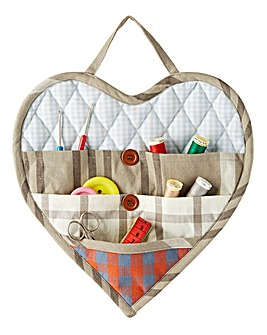 Hanging Pocket Heart