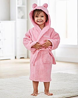 Personalised Children's Bathrobe