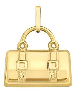 9ct Gold Handbag Charm