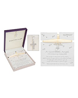 Guardian Angel Christening Keepsake