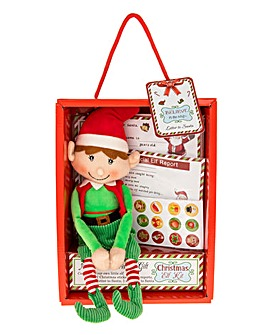 Christmas Elf Gift Set