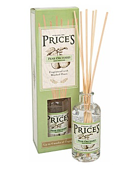 Price's Heritage Reed Diffuser