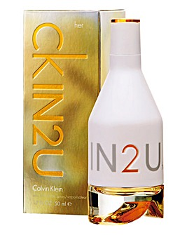 CKin2U Her 50ml EDT