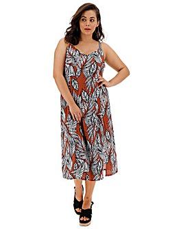 Crinkle Cami Dress