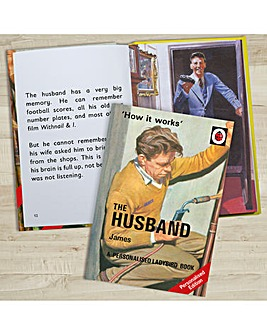 Pers Ladybird The Husband Book