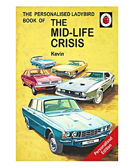 Pers Ladybird Mid Life Crisis Book