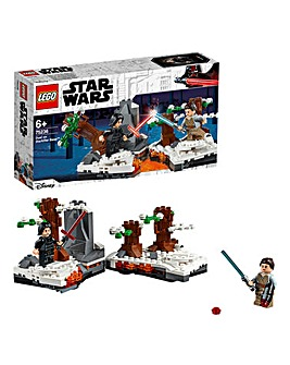 LEGO Star Wars Duel on Starkiller Base