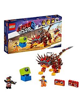 LEGO Movie 2 Ultrakatty & Warrior Lucy!