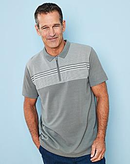Premier Man Grey Polo Shirt R