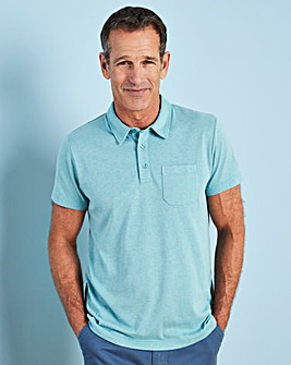 Premier Man Aqua Polo Shirt R