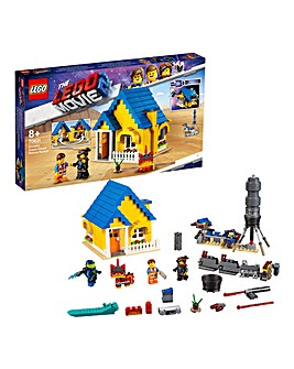 LEGO Movie 2 Emmet's Dream House/Rescue Rocket! - 70831