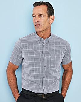 Premier Man Grey Soft Touch Shirt R