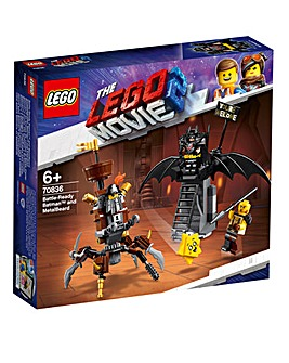 LEGO Movie 2 Battle-Ready Batman