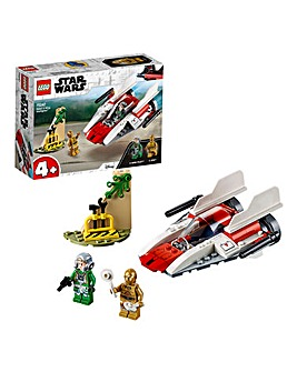 LEGO Star Wars 4+ A-Wing Fighter