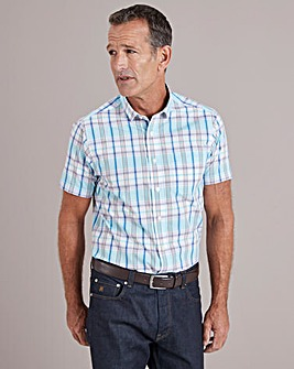 Multi Stain Resistant Shirt Regular