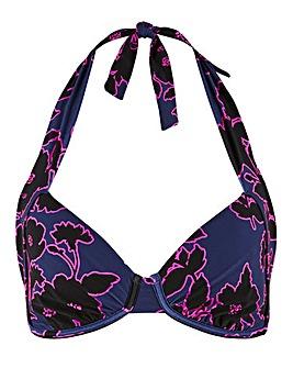 MAGISCULPT Halterneck Bikini Top