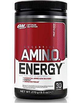Amino Energy Supplement - Fruit Fusion