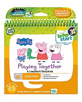 LeapFrog Peppa Pig Story Book