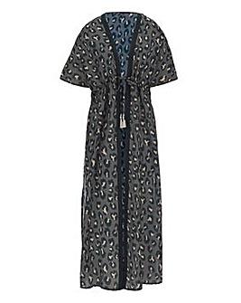 Joanna Hope Maxi Kimono