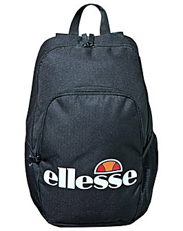 Ellesse Sports Backpack - Black