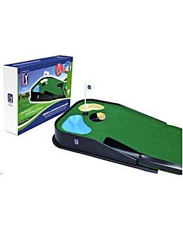 PGA Tour Practice Putting Green