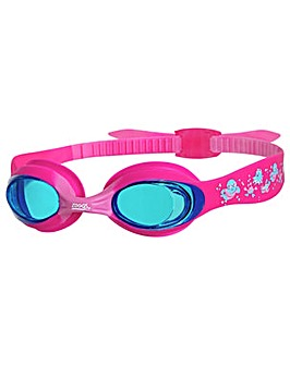 Zoggs Little Twist Pink Goggles