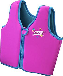Zoggs Pink Swim Jacket - 4-5 Years