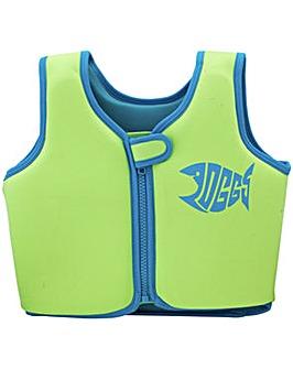 Zoggs Swim Trainer Jacket - 2-3 Years.