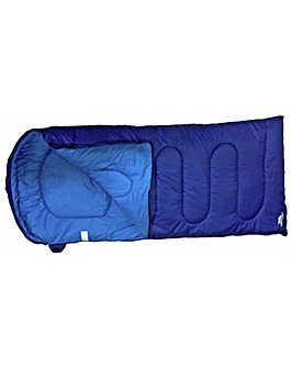 Trespass Extra Wide Cowl Sleeping Bag