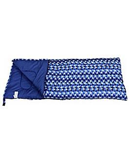 ProAction 300GSM Sleeping Bag Aztec Blue