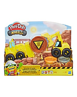 Play-Doh Excavator N' Loader