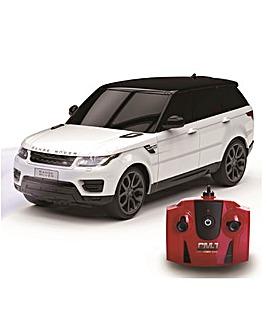 1:24 RC Range Rover Sport White