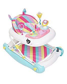 Mychild Unicorn 2in1 Walker Rocker