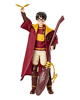 Harry Potter Quidditch - Harry