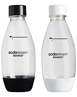 SodaStream 2 Pack of 500ml Bottles