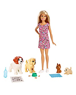 Barbie Doggy Daycare Potty Trainer Set