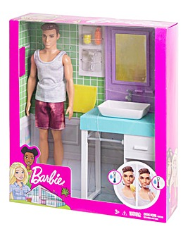 Barbie Shaving Ken