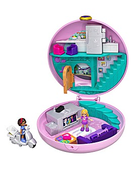 Polly Pocket World Donut Playhouse