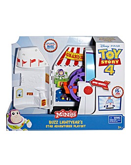 Disney Toy Story 4 Mini Star Adventures