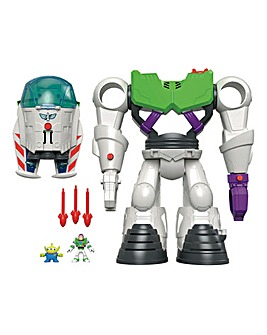 Imaginext Toy Story 4 Buzz Bot