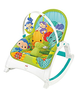 Fisher-Price Newborn-Toddler Rocker