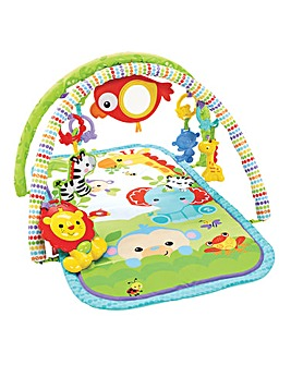 Fisher-Price 3 in 1 Musical Activity Gym
