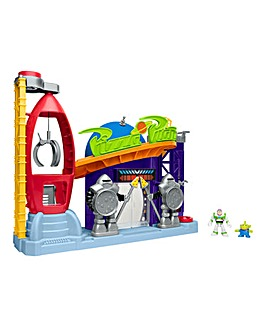 Imaginext Toy Story Legacy Pizza Planet