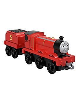 Trackmaster Push Along Engine James