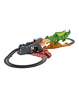 Trackmaster Motorised Dragon Play Set
