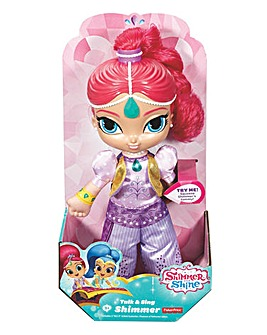 Shimmer & Shine Talking Shimmer Doll