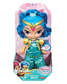 Shimmer & Shine Talking Shine Doll